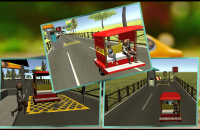 Tuk Tuk ChingChi RickShaw 3D (1)