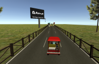 Tuk Tuk ChingChi RickShaw 3D (6)