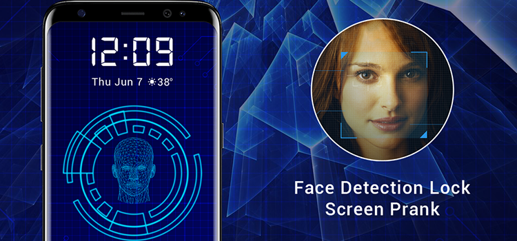 Face Detection App Phone Unlock