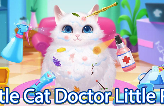 Little Cat Doctor Little Pet Android Game Source Code
