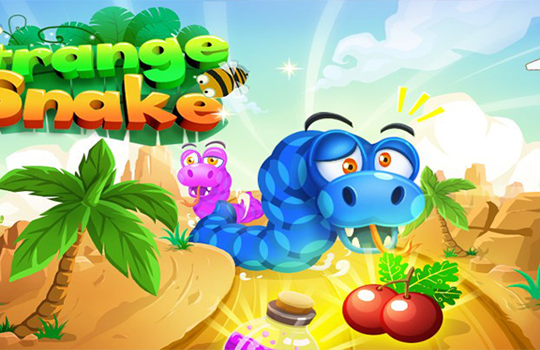 Strange Snake Puzzle Worm Game Android Source Code