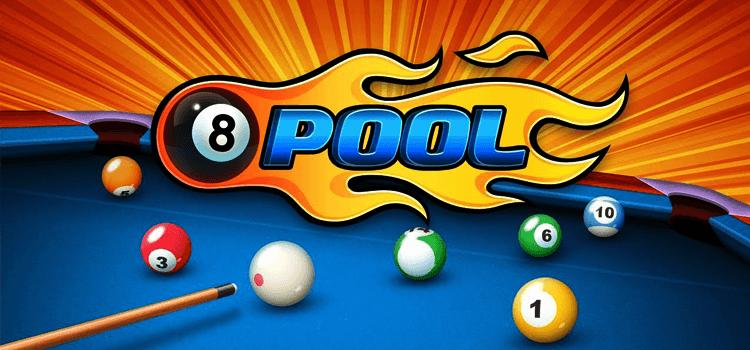 8 Ball Billiard Pool Rangii Studio