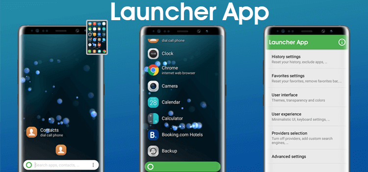 Launcher App Rangii Studio RangiiStudio