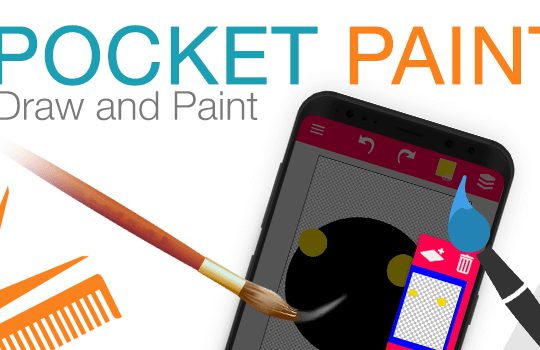 Pocket Paint - Draw and Paint Android App source code