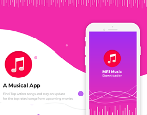 MP3 Music Player Ready to Publish Android App