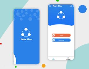 File Transfer & Media Sharing App