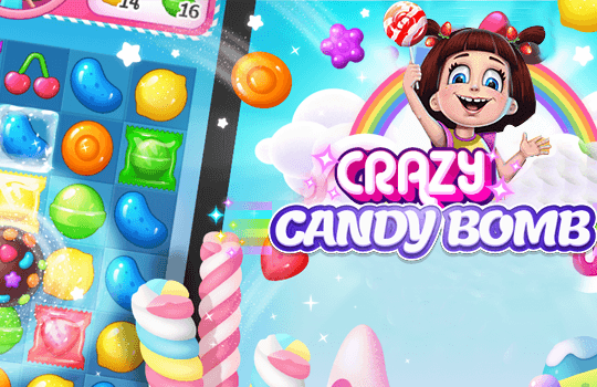 Candy Bomb Game Feature image