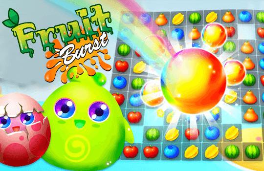 fruit burst Source Code Unity Game