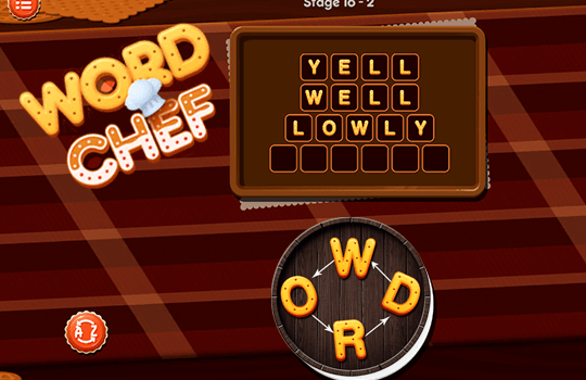 Word Chef Cookies Game Source Code